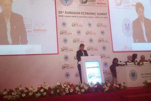 20. Evrazijski forum v Istanbulu